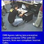 How OMB Conducts Raids on I-Cafés