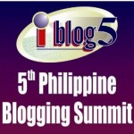 The 5th Philippine Blogging Summit