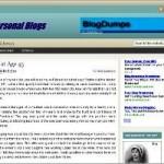 My Other Weblog