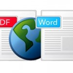 Converting PDF To MS Word