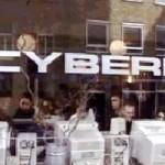 The World's First Internet Café