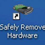 Removing An External Device Safely
