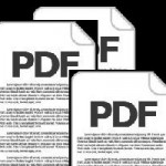 Merging Several PDF Documents Into Single File