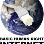 Seeing Internet Access As Basic Human Right
