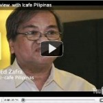 An Interview About I-Café Pilipinas