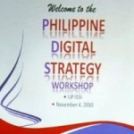 The Philippine Digital Strategy For 2011-2016