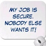 Having Secure Job As An Employee