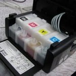 Printing With Continuous Ink Supply System