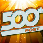 Announcing My 500th Blog Post
