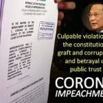 Some Questions About Corona Impeachment