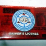 Drivers License 150x150 Passing The LTO Written Exam
