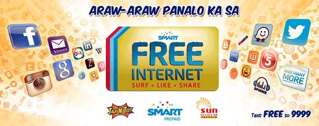 Free Internet Promo