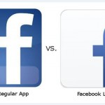 Using The Lite Version Of Facebook App